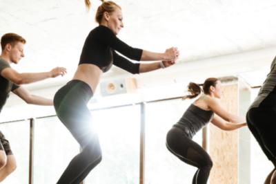 Calory Burner Kurs Training Jump