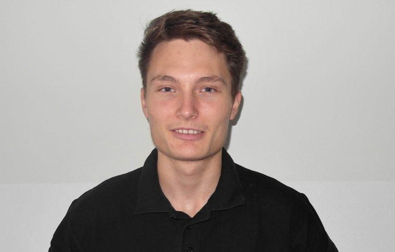 Simon Lechner Mitarbeiter Team Trainer Azubi